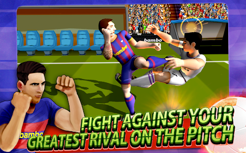 Football Players Fight Soccer 12
