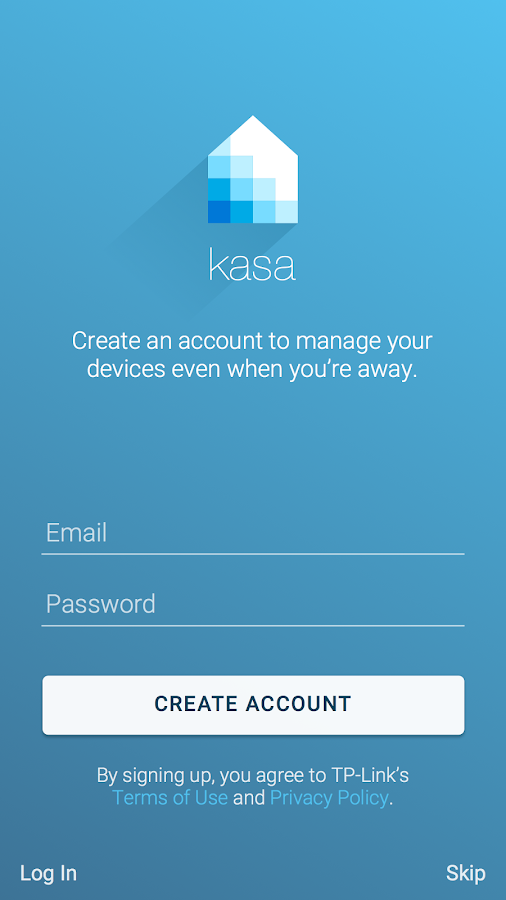 Kasa for Mobile- screenshot