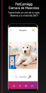 PetCam App – Monitor de Perro 2
