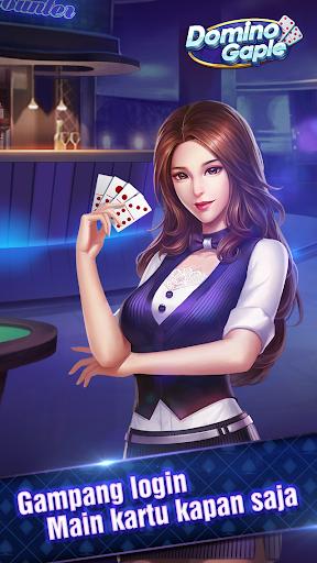 Domino Gaple TopFun(Domino QiuQiu):Free dan online 1.1.1 screenshots 9