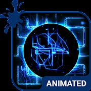 ElectroMaze Animated Keyboard