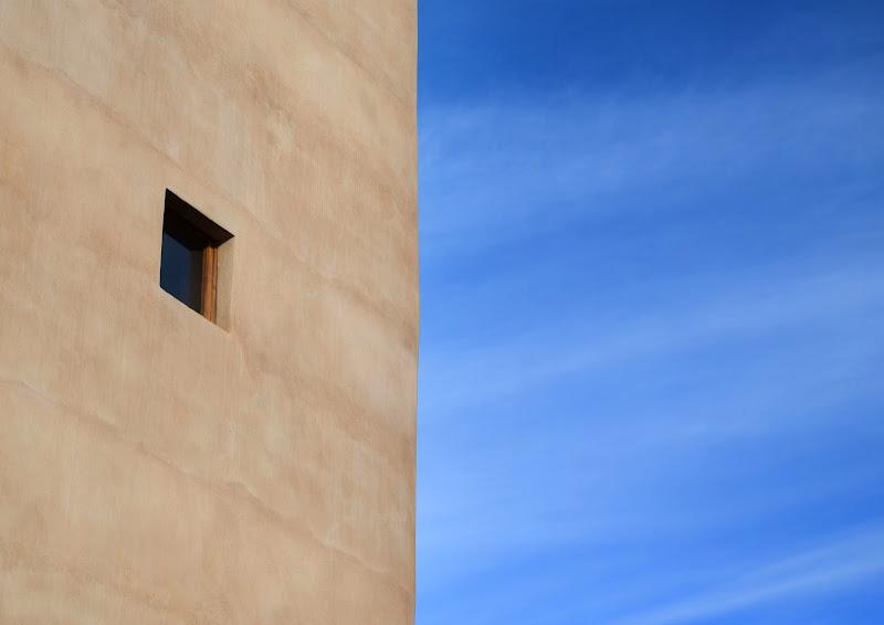 La finestra  di Luciano Fontebasso
