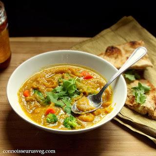 Mulligatawny Soup.