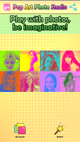 android Pop Art Studio de Photographie Screenshot 3