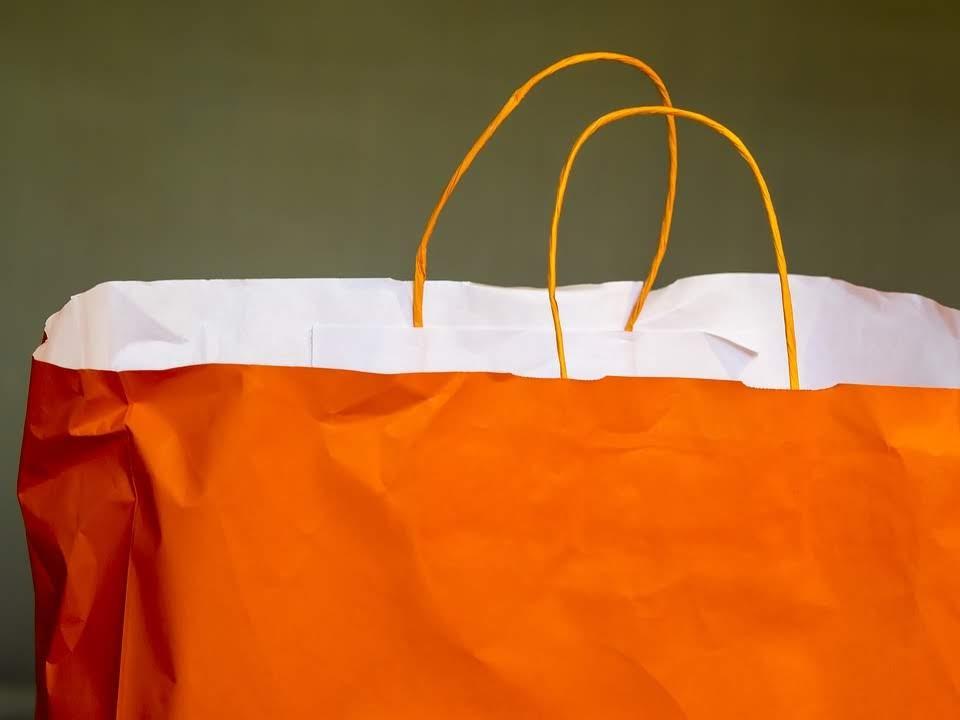 自備購物袋