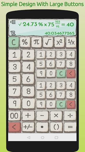 Fraction Calculator FractoCal : Fraction + Decimal ss2