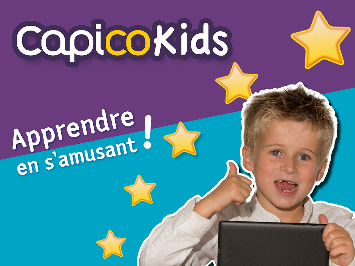 CAPICO Kids – Capture d'écran