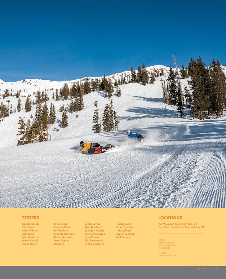 TransWorld SNOWboarding- screenshot