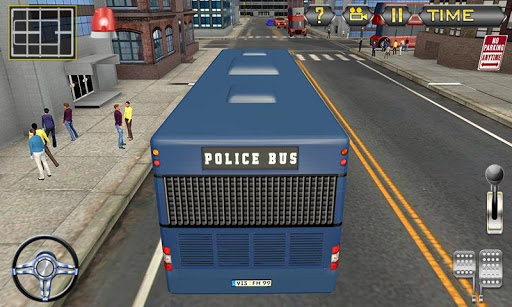 玩免費模擬APP|下載Prison Bus Criminal Transport app不用錢|硬是要APP