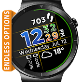 FACE-ify HD Watch Face & Clock Widget