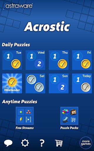 Astraware Acrostic apkmr screenshots 12