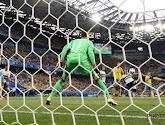 Courtois donne le nom du meilleur gardien de l'Euro jusqu'à présent