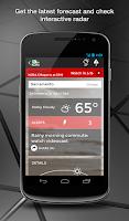 Screenshot of KCRA 3 News and Weather