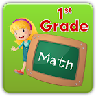 First Grade Math Word Problems icon