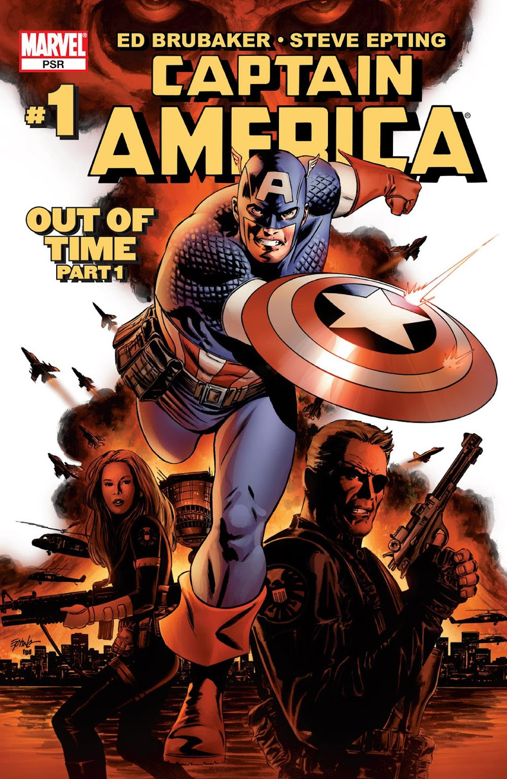 Captain America Vol.5 (2005) - complete