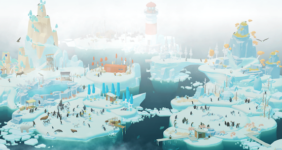Penguin Isle Mod Apk (Unlimited Diamond + No Ads) 7