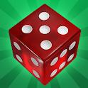 Farkle online - 10000 Dice Game icon