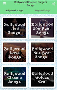 Bollywood Songs - 10000 Songs - Hindi Songs for PC-Windows 7,8,10 and Mac apk screenshot 1