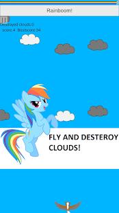 Rainbow Fly - náhled