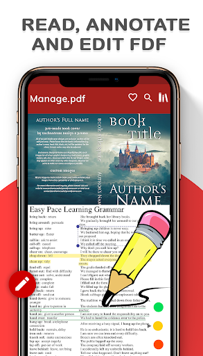 PDF Reader for Android screenshot 7