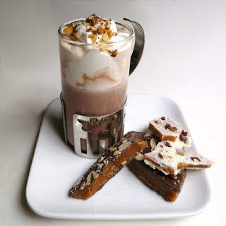 Spiked Hot Cocoa.