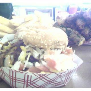Mushroom Burger Patties
