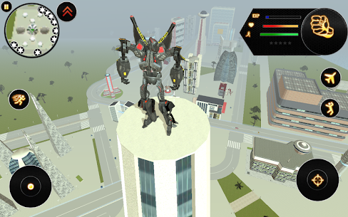 Future Robot Fighter Apk Download For Android and Iphone 2