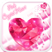App Pink Crystal Heart APK for Windows Phone