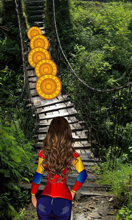 Subway Princess Jungle Run 2.0 screenshot 637079