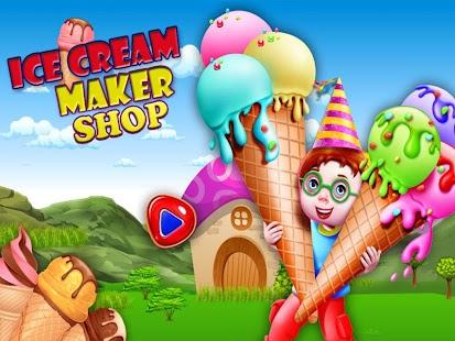 Tải Cửa hàng chế tạo kem APK