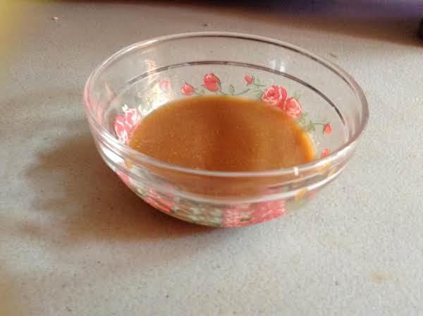 Amazing Asian Sesame Seed Dressing Light Recipe