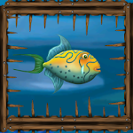 Maze games rescue fish Icon