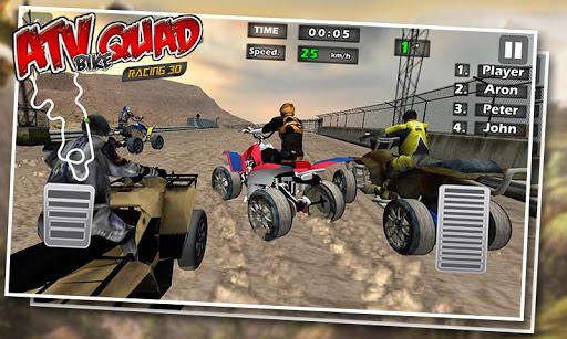 クワッドバイクレース:ATV Offroads|玩賽車遊戲App免費|玩APPs