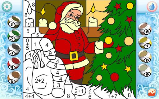玩免費教育APP|下載Christmas Coloring Pages app不用錢|硬是要APP