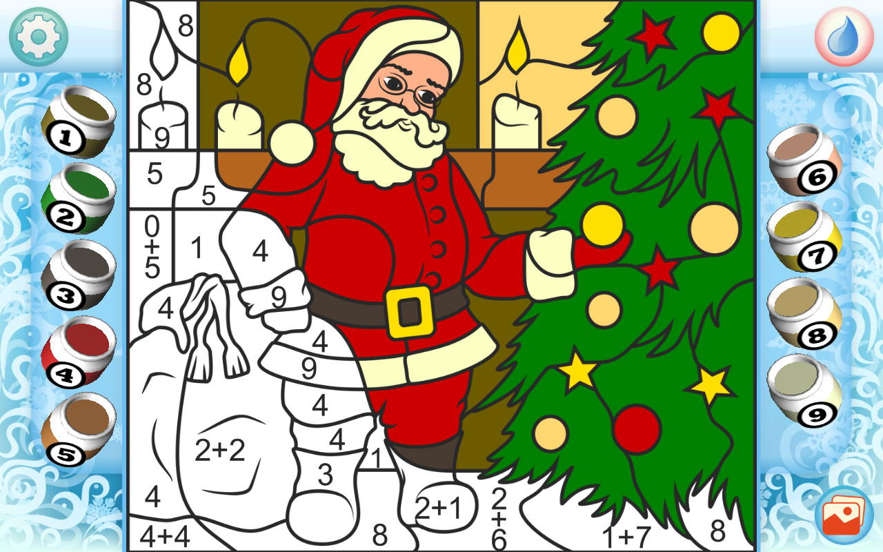 Color by Numbers - Christmas – Android Apps on Google Play