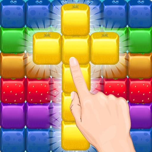 Fruit Smash - Pop Block