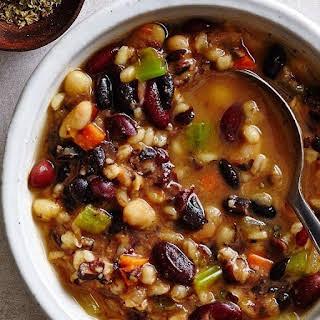 Crock Pot Lima Bean Soup Recipes.