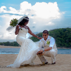 Wedding photographer Miguel Angel Luna Gainza (lunagainza). Photo of 20.09.2015