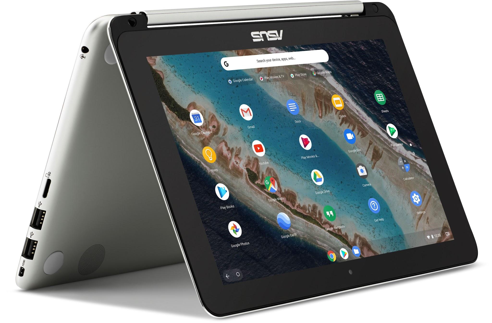ASUS Chromebook Flip C101 PA - photo 4