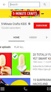 5 Minute Crafts KIDS - náhled