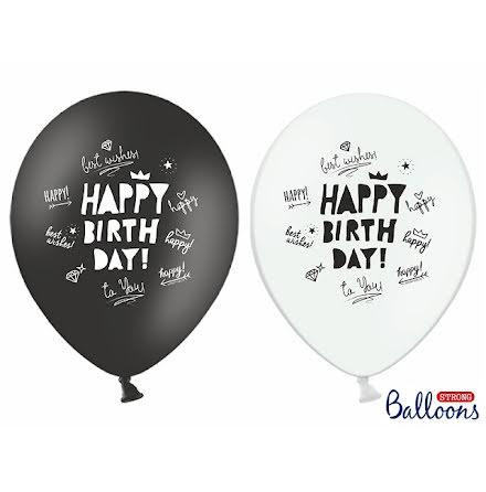 Ballonger - Happy birthday