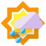 Material Widgets, Weather Home Icon