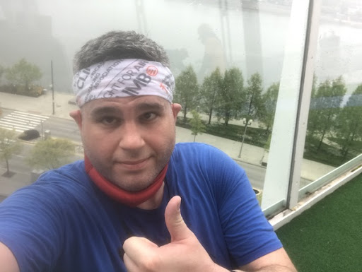 Was Completing My First Stair Race In Over A Year A Terrible Mistake? (Cincinnati  Fight For Air Climb Race Recap)