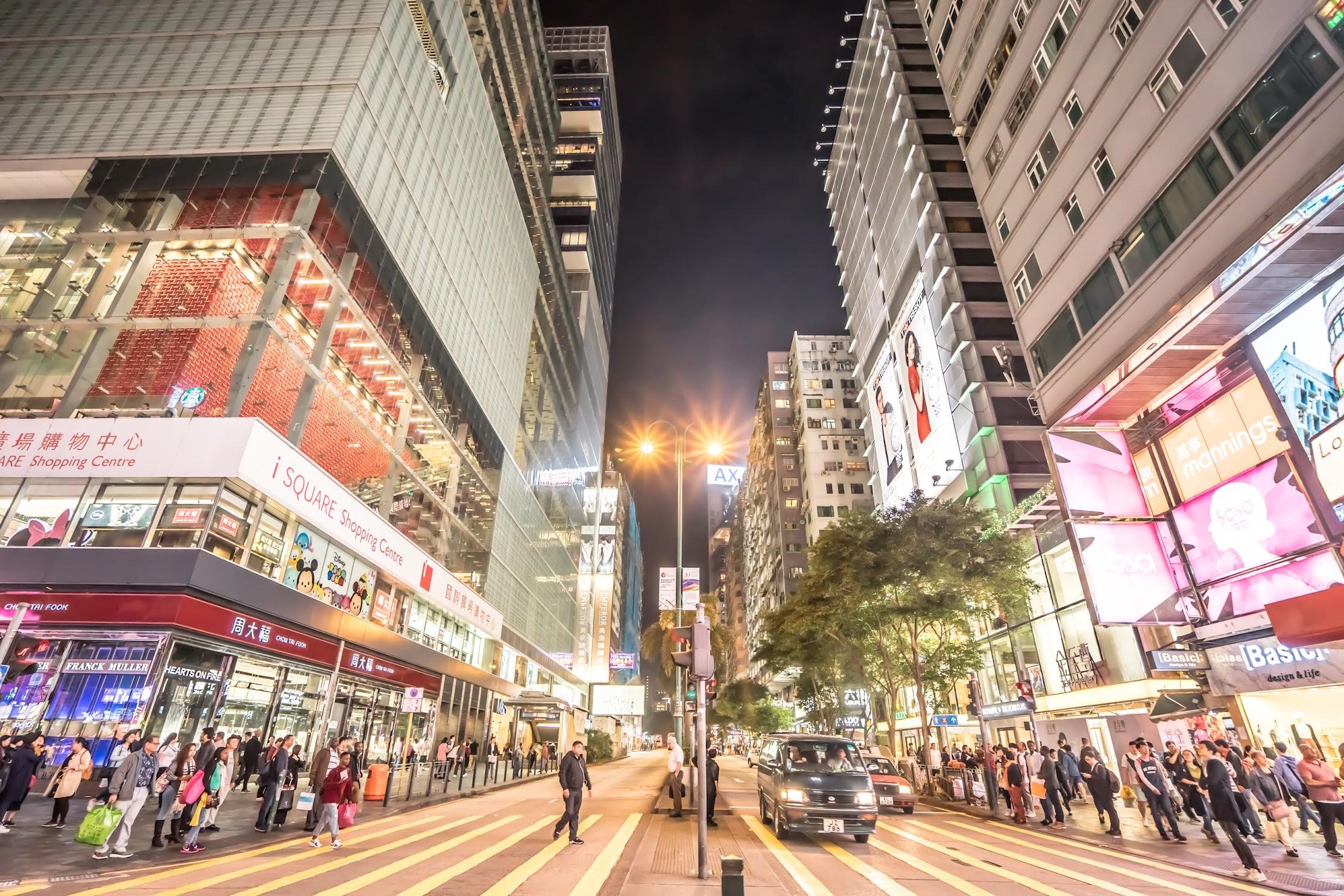 香港 尖沙咀 夜景3