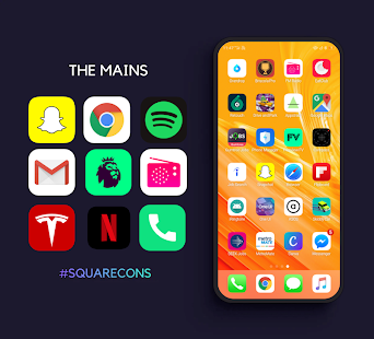 OS14 Icon Pack - 11 Pro Screenshot