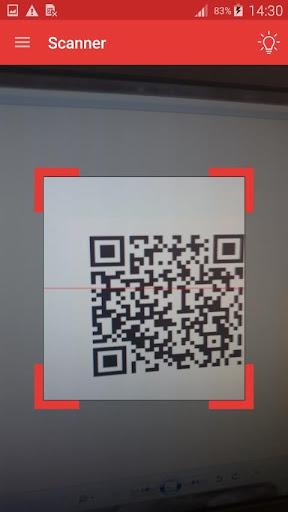 ScanDroid QR Barcode scanner