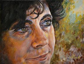 Photo: Mariti, óleo sobre tabla