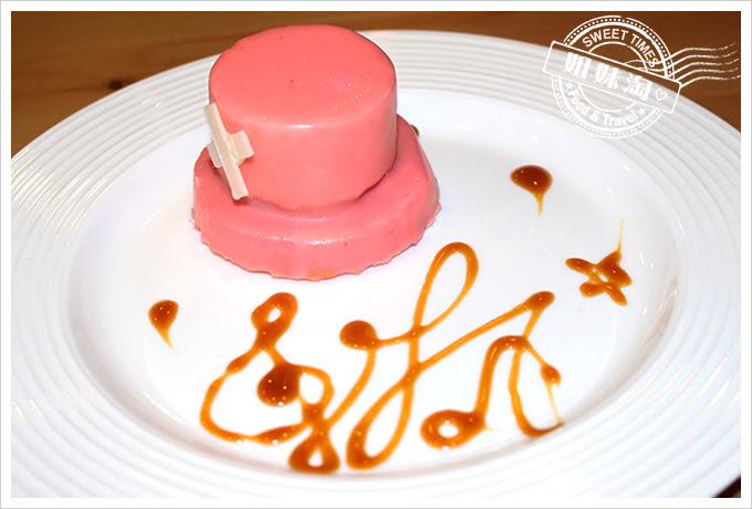 攝飲動漫主題餐廳喬巴帽蛋糕2