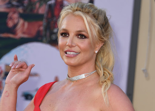 """Britney Spears Explained What Her Rarely Seen """"Favorite"""" Tattoo Means"""