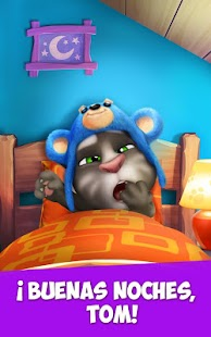 Mi Talking Tom: miniatura de captura de pantalla